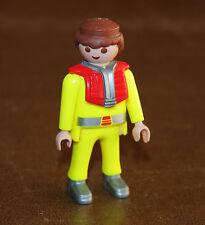 Playmobil vie quotidienne pilote du planeur 4214