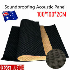 1x1m Fireproofing Acoustic Panels Wall Foam Sound Proofing KTV Studio Treatment