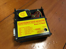 Electronic Coin Mech / Selector: CL-902AT for New Astro City Arcade Cabinet