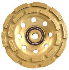 Diamant Schleiftopf Schleifteller 125mm M14 Turbo PROFI H00120