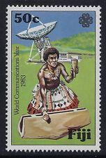 1983 FIJI WORLD COMMUNICATIONS YEAR STAMP FINE MINT MNH/MUH