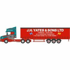Voitures, camions et fourgons miniatures moulé sous pression pour Scania