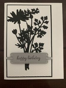Stampin Up Quiet Meadows Birthday Card Kit