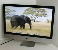 "Apple iMac C2D 3.06GHz  27""  1TB HDD 8GB RAM 4670 OSX 10.13 wi-fi (22)"