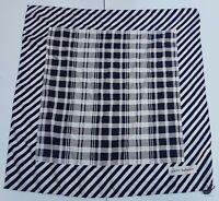 Foulard carré scarf Pierre Balmain Paris 100% silk pura seta original made italy