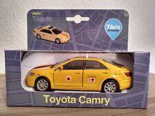 Toyota Camry Taxis del mundo Coche Metal Nuevo