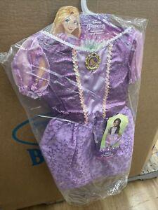 Disney Princess Rapunzel Dress 3+ (4-6X) Fantasy Play Costume