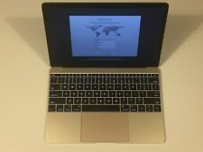 " Apple MacBook 12"" Late 2015 1.2GHz Dual Core 512Gb SSD 8Gb A1534 MF865LL/A"