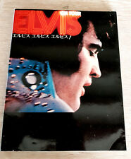 ELVIS ON TOUR JAPAN BOOK 1973