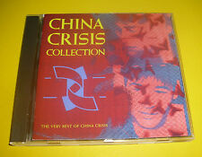 "CD "" CHINA CRISIS - COLLECTION - THE VERY BEST OF "" 14 HITS (CHRISTIAN)"