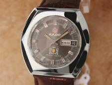 Rado Rare Musketeer X Swiss Made 1960s Vintage Automatic Men's 36mm Watch D13
