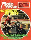 MOTO REVUE 2136 HONDA CB 250 T YAMAHA TZ 750 KTM 125 175 KAWASAKI 250 Trial 1973