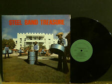 BRUTUS MARCATO  Steel Band Treasure  LP   Barbados    NEAR-MINT!