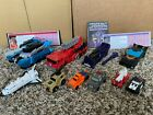 Transformers Generations LOT Inferno Doubledealer Micromasters Vintage G1 WFC