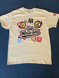 2021 Chicago White Sox Los White Sox T-Shirt Size M Medium 9/16/21