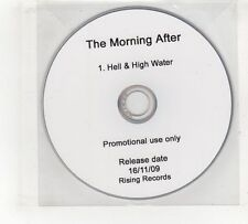 (GV446) The Morning After, Hell & High Water - 2009 DJ CD