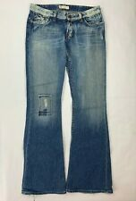 Buckle BKE Star Stretch Jeans Distressed   28 x 34 Long Distressed Denim Bootcut