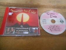 CD OST Hartmut Kiesewetter - ZDF Serie : Gezeiten der Liebe (16 Song) BMG ARIOLA