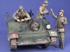Resicast 1/35 Welcome to Belgium 1940 BEF Carrier Crew & Belgian Soldier 355623