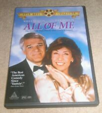 All of Me DVD Steve Martin Lily Tomlin Carl Reiner 1984