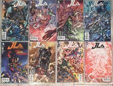 JLA Justice League Of America 1-8 complete run. 2015/2016 High Grade