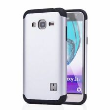 Silver Mobile Phone Fitted Cases/Skins for Samsung Galaxy J5