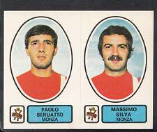 PANINI CALCIATORI FOOTBALL Adesivo 1977-78, N. 464, MONZA-PAOLO BERUATTO