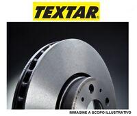 92055503 Coppia dischi freno (TEXTAR)