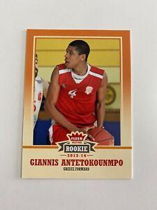 2013-14 Fleer Retro GIANNIS ANTETOKOUNMPO #47 RC Rookie Card