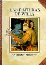 Las pinturas de Willy (Especiales de a la Orilla del Viento) (Spanish -ExLibrary