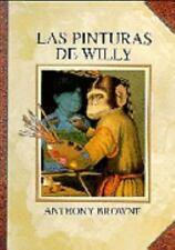 Las pinturas de Willy (Los Especiales De a La Orilla Del Viento) (Spanish Editi