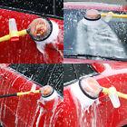 Car Wash Brush Extendable Pole Revolving Care Washing Brush Sponge Cleaning US
