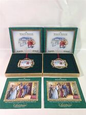 2 NIB 2011 WHITE HOUSE HISTORICAL ASSOCIATION CHRISTMAS ORNAMENT 50th ANN.