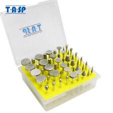 """Cabeza de pulido rebabas Drill Bit Set 1/8"""" accesorios de herramientas rotativas de Caña Para Dremel"""