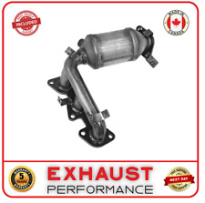 Fits:2002-03 Lexus ES300/2002-06 Toyota Camry D/S Manifold Catalytic Converter