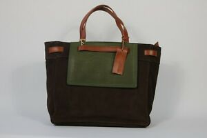 Timberland Women's Suede Shopping Bag