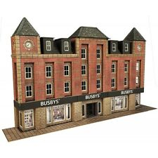 Low Relief Department Store - N Card kit – Metcalfe PN179