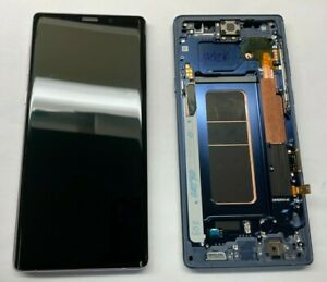 Samsung Galaxy Note 9 N960 LCD Touch Screen Digitizer Replacement Dot Spot