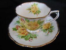 ROYAL ALBERT BONE CHINA TEA CUP & SAUCER SET TEA ROSE PERFECT