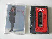 JENNIFER RUSH HEART OVER MIND CASSETTE TAPE 1987 PAPER LABEL CBS UK