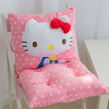 Hello Kitty Full Body Seat Back Cushion Chair Car Office Cushion Pillow 15.7""