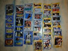 SPORTS ILLUSTRATED KIDS TRADING CARD LOT JESSE OWENS OLYMPIC HALL OF FAME
