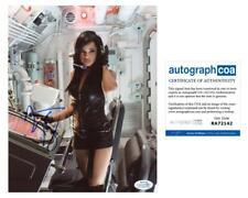 "Zoe Kravitz ""X-Men: First Class"" AUTOGRAPH Signed 8x10 Photo ACOA"