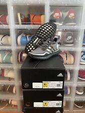 Adidas Ultra Boost MTL Grey/Metallic Silver EG8103 Size 9.5.