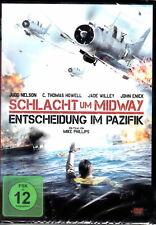 Schlacht um Midway - Entscheidung im Pazifik  / Kriegsfilm Klassiker / DVD
