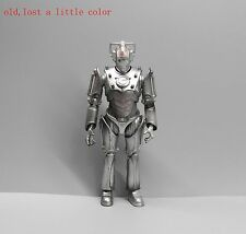 Doctor Who The Cyberman Action Figure old lost color Kj7