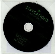 (DD522) Staycations, Kotki Dwa - 2012 DJ CD