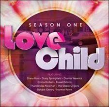 Love Child - Season One TV Soundtrack CD 2014 Universal BRAND OTV