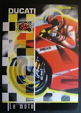 "2008  Italia  Folder "" Ducati ""   MNh**"