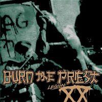 Burn The Priest: Legion: XX (150GV: Green Smoke Vinyl) LP Explicit Lyrics